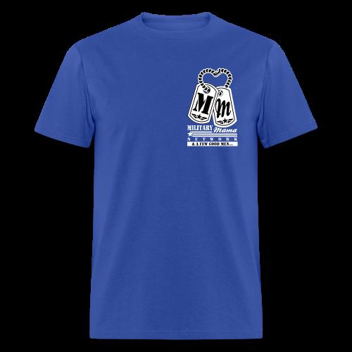 Military Mama Network Blue Official T-Shirt - Men's T-Shirt