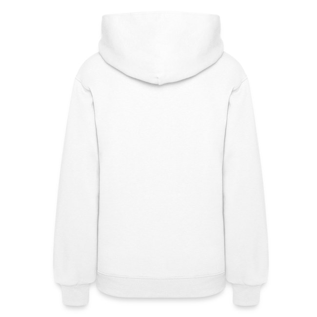 Trap Queen Hoody - White