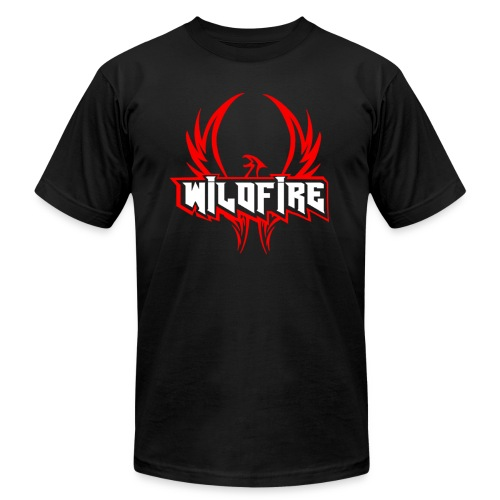 WILDFIRE Jersey - Men's Fine Jersey T-Shirt