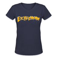 T-Shirts ~ Women's V-Neck T-Shirt ~ Eichelmania