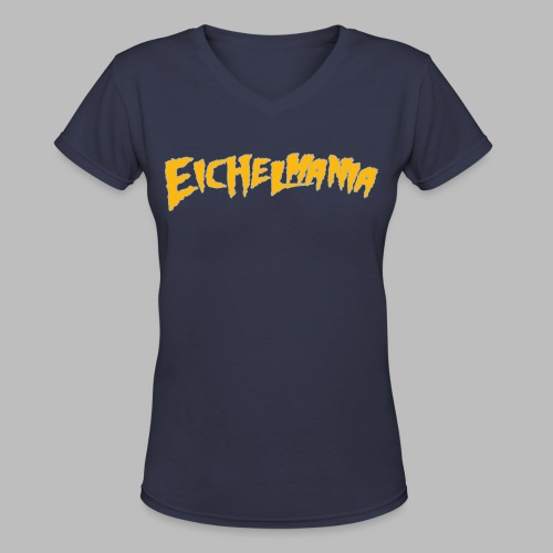 Eichelmania - Women's V-Neck T-Shirt