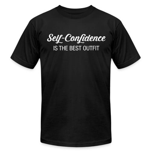Self Confidence T-Shirt - Men's  Jersey T-Shirt