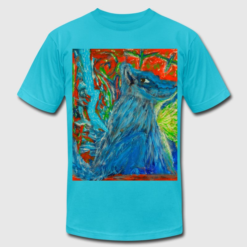 Dog Of Thunder By Jason Gallant T Shirt Spreadshirt