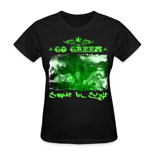 Go Green 3 - Women's T-Shirt