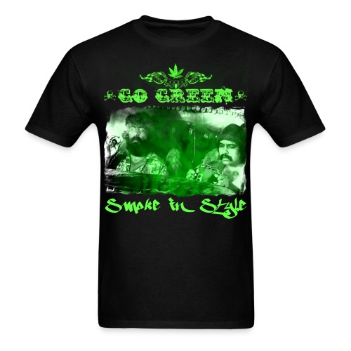 Go Green 3 - Men's T-Shirt