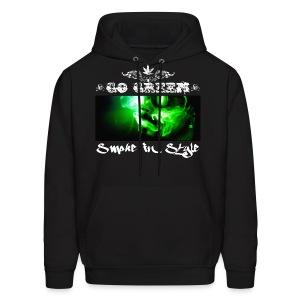 Go Green 5 - Men's Hoodie