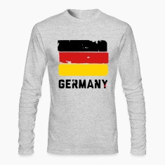 GERMANY Long Sleeve Shirts