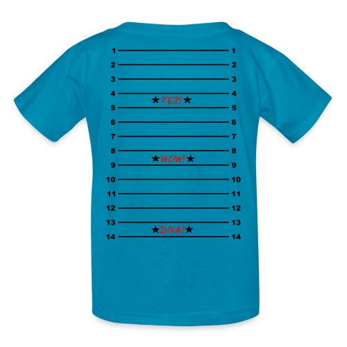 length check - Kids' T-Shirt