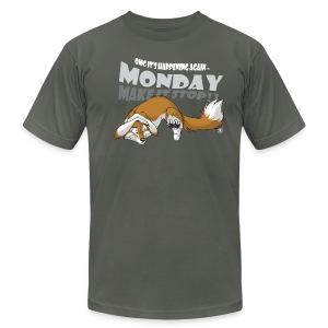 Monday - Make it stop! - Men's Fine Jersey T-Shirt