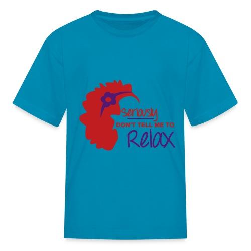 seriously - Kids' T-Shirt