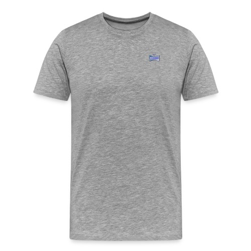 CAM Supports Real Stereo - Men's Premium T-Shirt