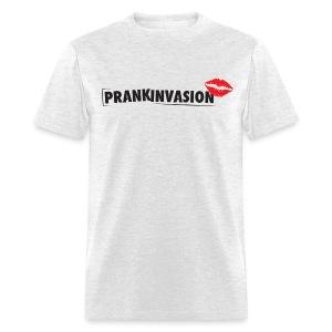PrankInvasion Kiss Design - Men's T-Shirt
