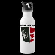 Sportswear ~ Water Bottle ~ Canuck Audio Mart