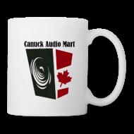 Mugs & Drinkware ~ Coffee/Tea Mug ~ Canuck Audio Mart