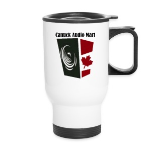 Canuck Audio Mart - Travel Mug