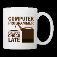 Mugs & Drinkware ~ Coffee/Tea Mug ~ Computer Programmer Mug (funny)