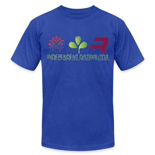 Men's All Logo ID - Men's Fine Jersey T-Shirt