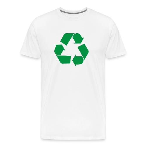 Big Bang Theory - Leonard Recycle - Men's Premium T-Shirt