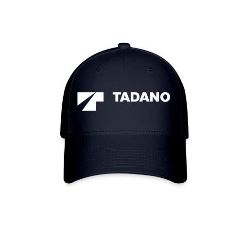 Navy blue hat with white Tadano logo - Baseball Cap