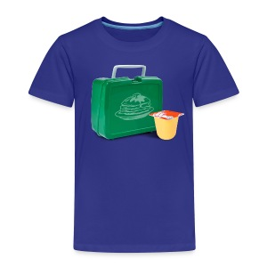 Snack Pack for Kids - Toddler Premium T-Shirt