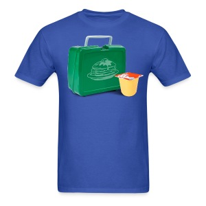 Lunchbox for Men - Men's T-Shirt