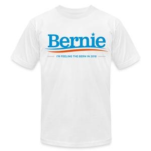 Feeling the Bern in 2016 - Men's T-Shirt by American Apparel - Men's Fine Jersey T-Shirt