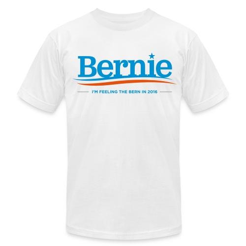 Feeling the Bern in 2016 - Men's T-Shirt by American Apparel - Men's  Jersey T-Shirt