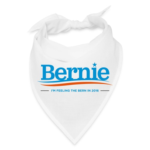Feeling the Bern in 2016 - Bandana - Bandana