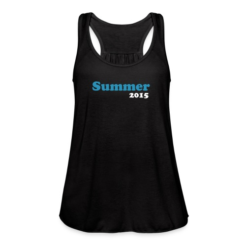 Summer 2015 - Women's Flowy Tank Top by Bella
