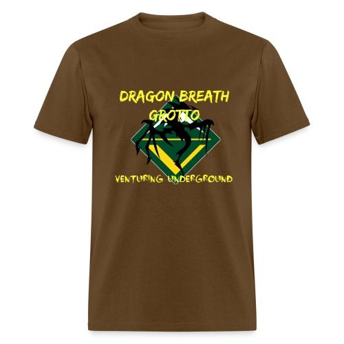 Men's T-Shirt with Color Graphic - Men's T-Shirt