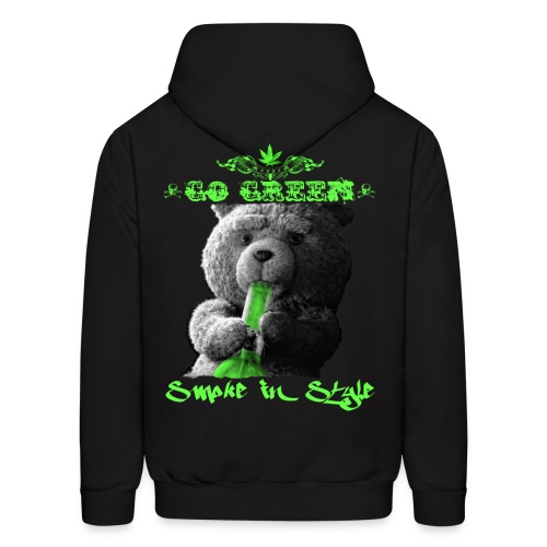 Go Green 2 - Men's Hoodie