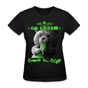 Go Green 2 - Women's T-Shirt