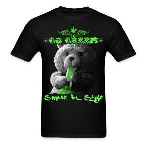 Go Green 2 - Men's T-Shirt