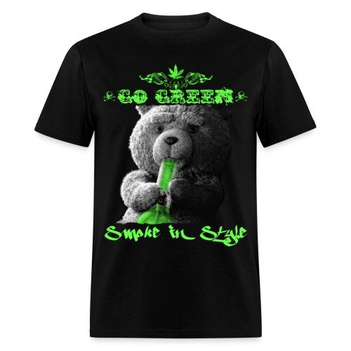Go Green 2 - Men's T-Shirt