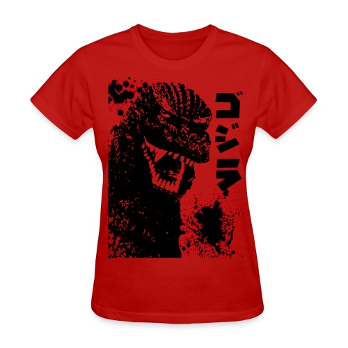 Dino - Women's T-Shirt