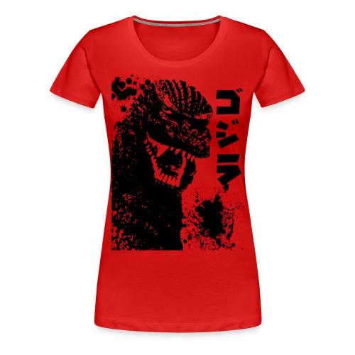 Dino - Women's Premium T-Shirt