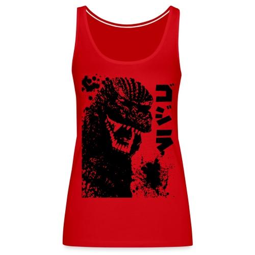 Dino - Women's Premium Tank Top