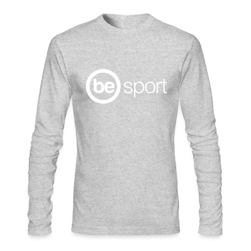 Men's Long Sleeve T-Shirt by Next Level - Be Sport Long Sleeve T-Shirt