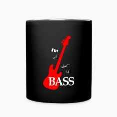 I'm All About That Bass Coffee Mug