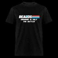 T-Shirts ~ Men's T-Shirt ~ GI Beards