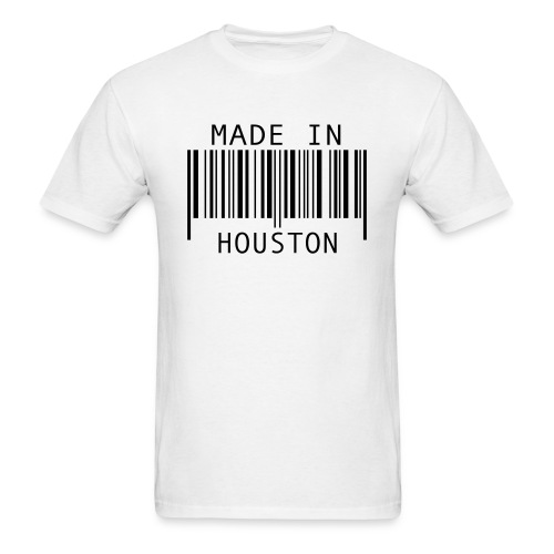 Made In Houston - Men's T-Shirt