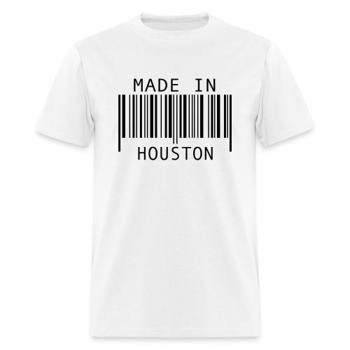 Made In Houston - Men's T-Shirt