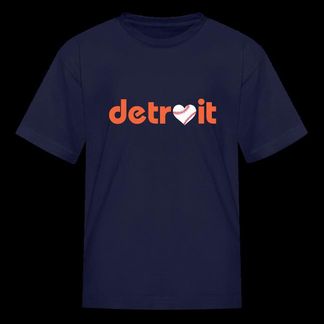 Detroit Baseball Love