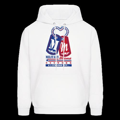 Military Mama Network Hoodie Mug - Men's Hoodie