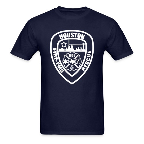 Houston Fire-EMS - Men's T-Shirt