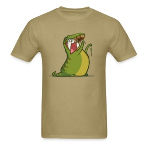 Friday Cat №7 - Men's T-Shirt