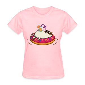 Friday Cat №8 - Women's T-Shirt