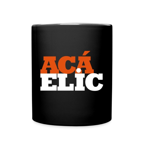 Acá Elic - taza oficial - Full Color Mug