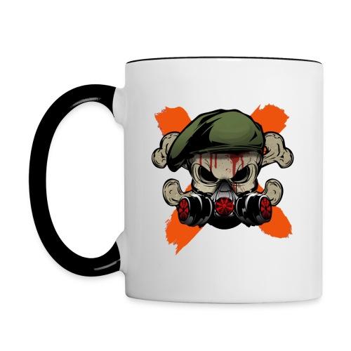 Double Sided Mug - Contrast Coffee Mug