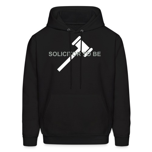 Original - Solicitor To Be - Men's Hoodie